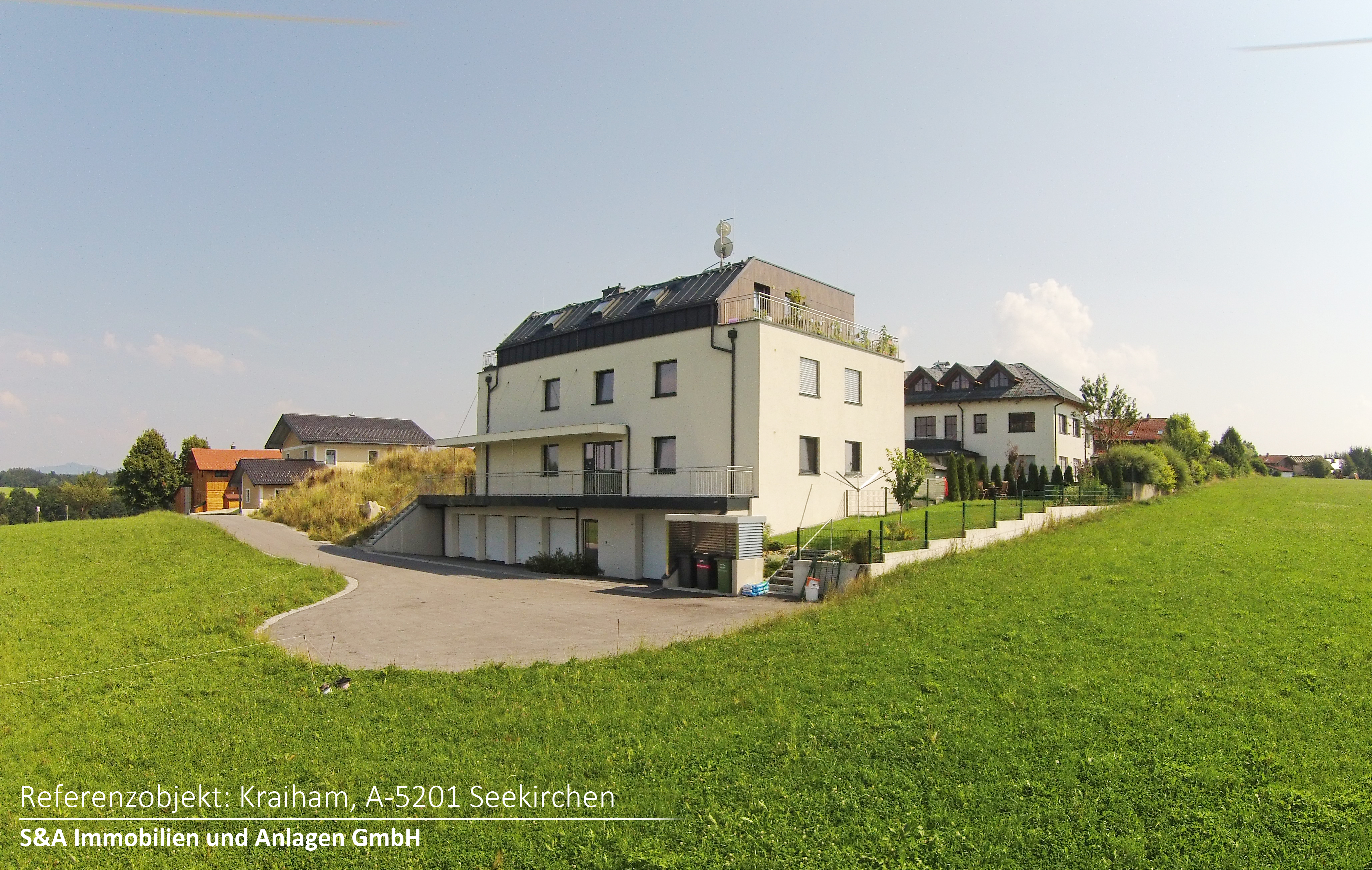 S&A Immobilien und Anlagen, Projekt