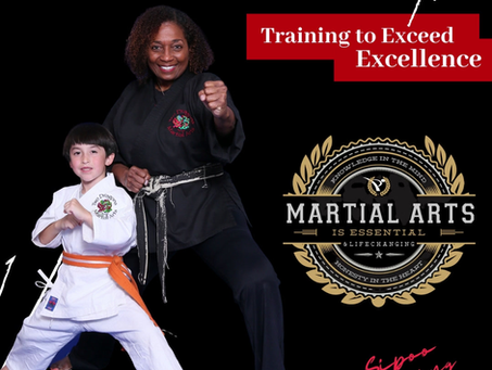 Martial Arts is Essential