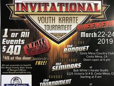Youth Karate Tournament