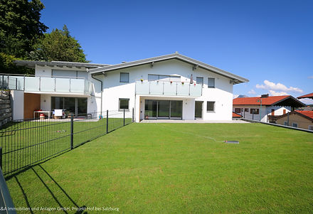 S&A Immobilien und Anlagen GmbH, Projekt