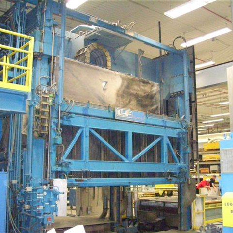 2200 Ton SPF Press Controls