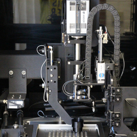 IOL Automated Inspection Bench