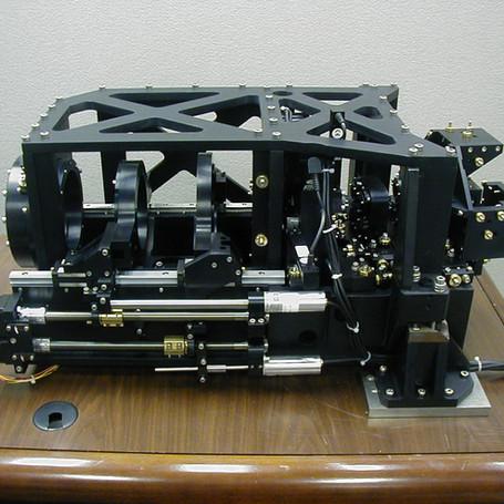 Gemini Artificial Guide Star Wave Front Sensor
