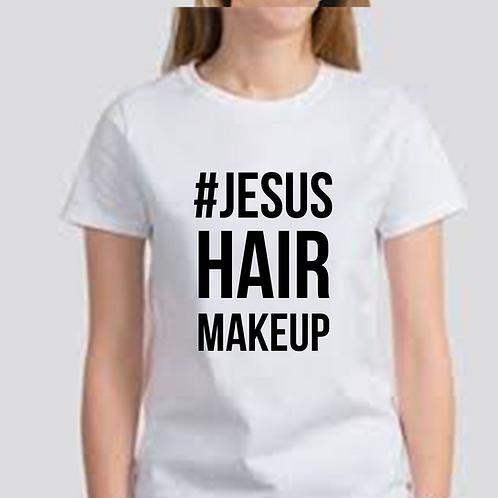 #JESUSHAIRMAKEUP