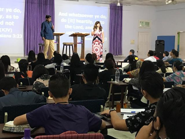 Spirit of Faith Bible School