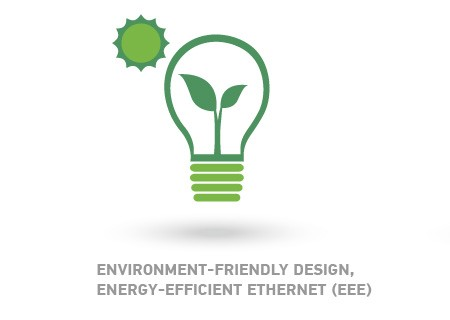 Environment-friendly design _ Energy-Efficient Ethernet