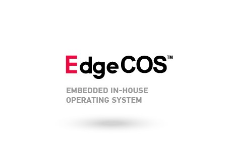 Embedded in-House operating system EdgeCOS