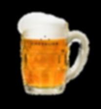 Hang Over Hops Beer Mug