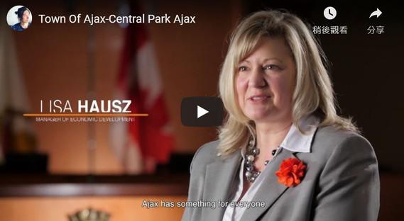 Town Of Ajax-Central Park Ajax