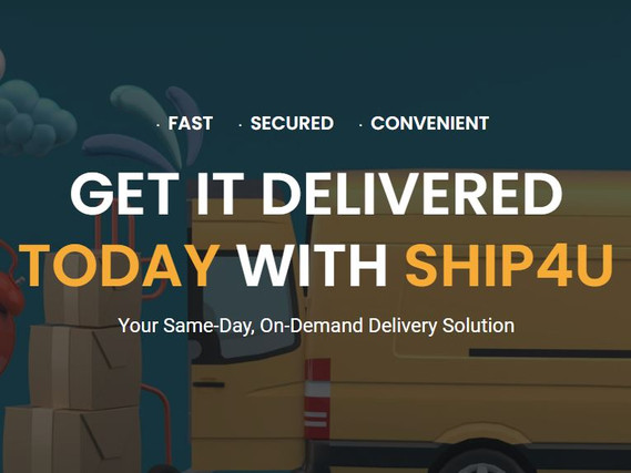 SHIP4U: Small Business Package Launch 2021