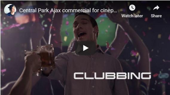 Central Park Ajax (Cineplex)