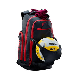 WTH132190_Wilson_Volleyball_Backpack_BL_RD_Cellphone_Pocket.png