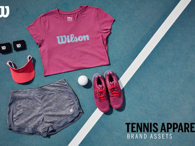 Tennis Apparel Assets