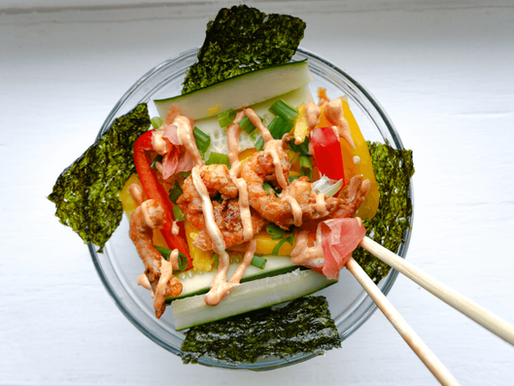Meal Prep Inspo: Tangy Sushi Bowls