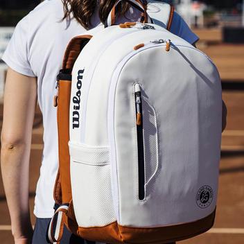 Wilson X Roland Garros Bag Line