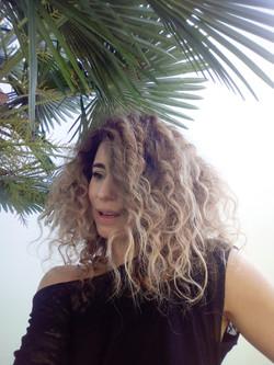 Onder de Portugese palmboom