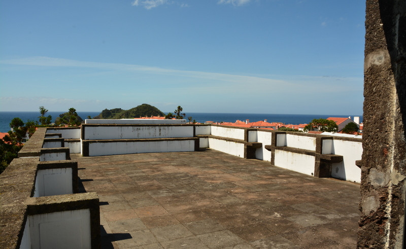 Rooftop with Ocean view Azores