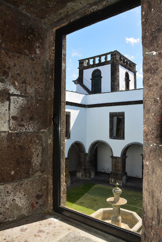 Convento São Francisco Azores wedding venue