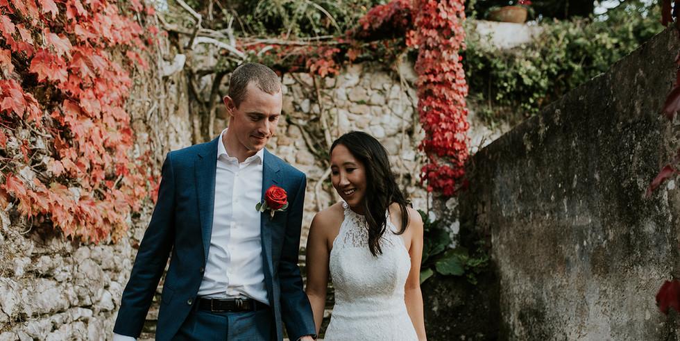 Wedding photoshoot in Portugal