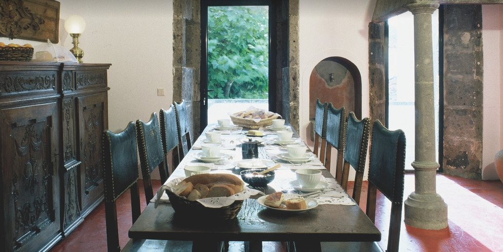Breakfast room in Convento São Francisco