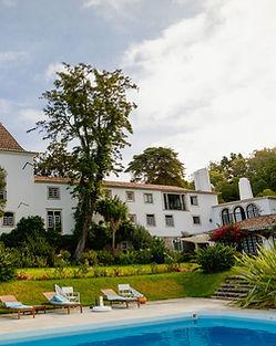 Authentieke Portugese Quinta met zwembad als B&B