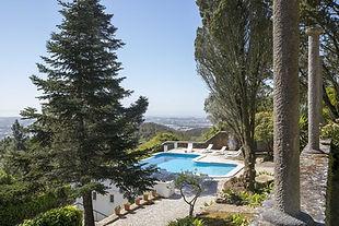 Luxe privé villa in Sintra, Portugal met zwembad