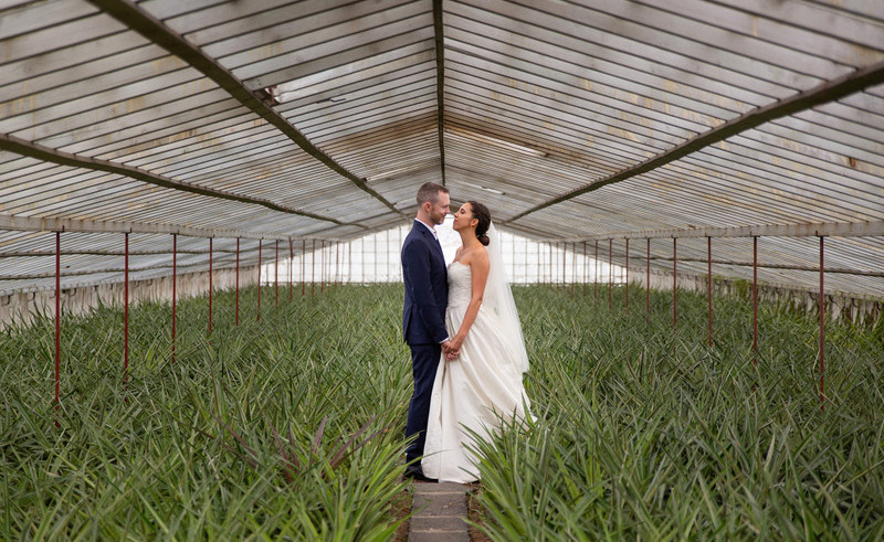 Real Wedding in the Azores