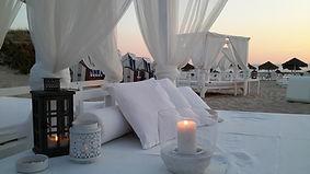 Beach wedding venue Lisbon, Portugal