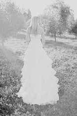 Bride at olivegrove