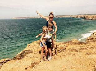 Hello Portugal Woonpanel | Het bloemenhuis van Nouschka