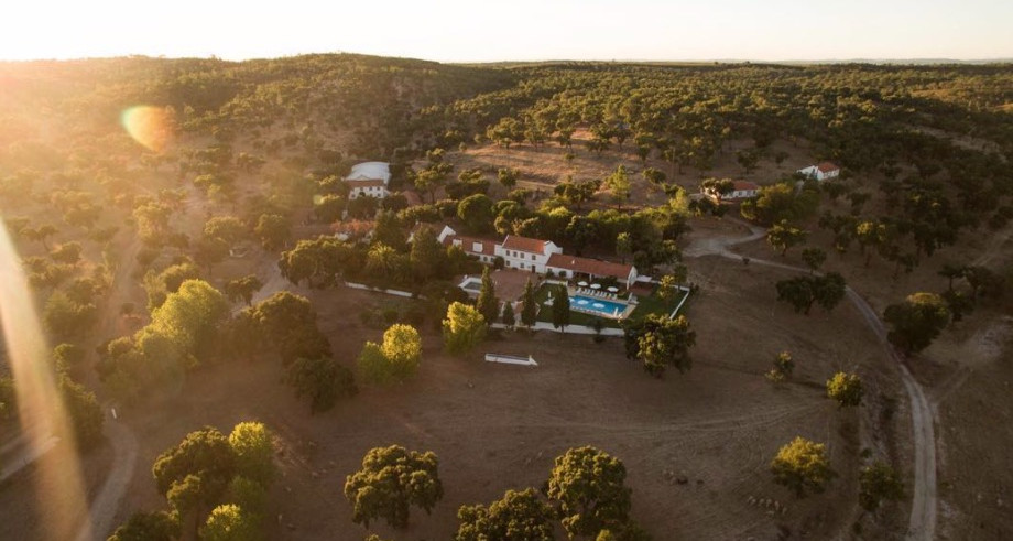Rustic wedding venue in Alentejo from above.jpg