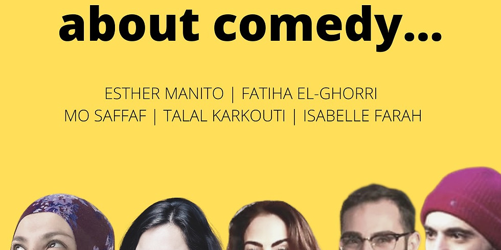 SYRIAous about Comedy