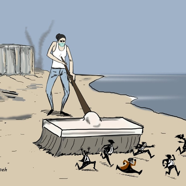 By Mahmoud Salameh