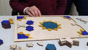 Workshop:The Mindfulness of Mosaic