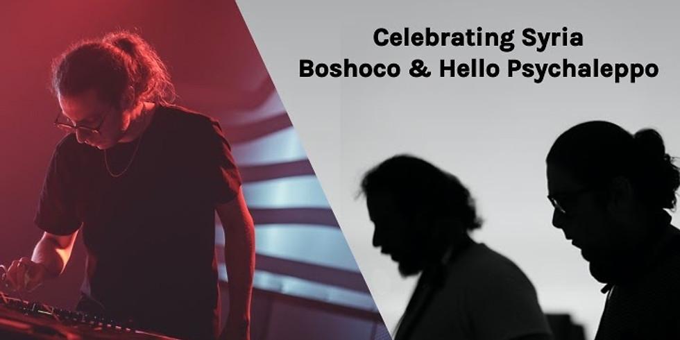 Hello Psychaleppo & Boshoco