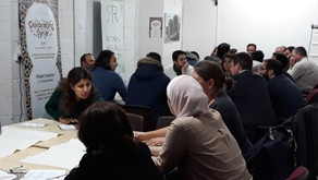 Workshop: Urbanism as Culture: What Do Destruction and Reconstruction Mean in Syria?