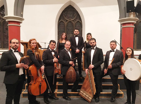 Masters of Syria: Concert of Arabic Music