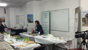 Cooking Workshop: Armenian Infusion - Aleppo Cuisine