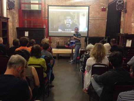 LA DOLCE SIRIA: A SHORT FILM TRILOGY