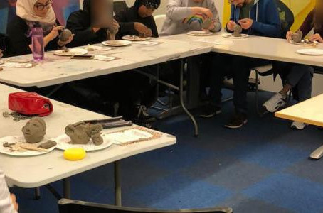 Workshop: In Your Own Image: Play with Clay
