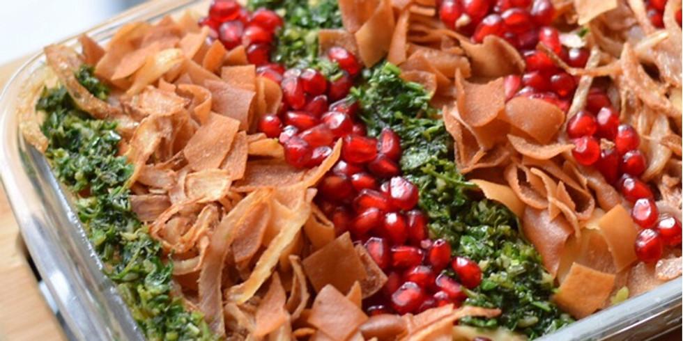 A Taste of Syria: Cooking Workshop