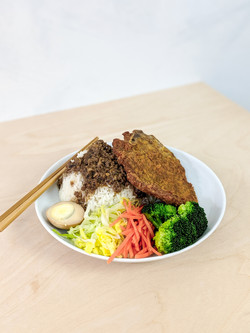 Lu Rou Rice Bowl / 滷肉飯