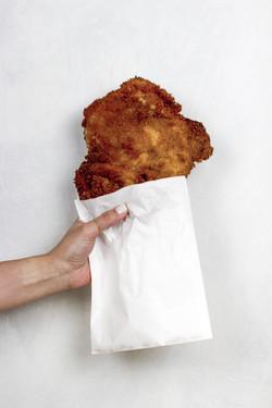 B. F. Chicken / 好大雞排