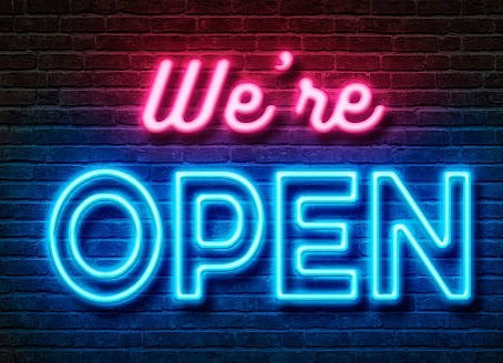 We are open for Delivery & Pickup!