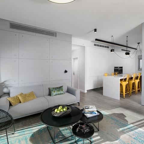 Apartment / new construction /// Ra'anana