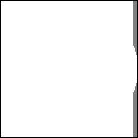 Spotify - círculo blanco