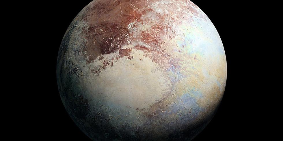 Make PLUTO planet again!