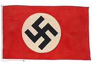 The flag of the Nazi German Third Reich : (1935–1945)
