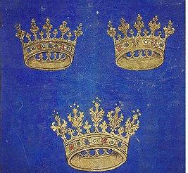 Coat of Arms of Bradbury, St. Edmunds. - England.