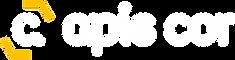 Apis Cor Logo White and Yellow.png